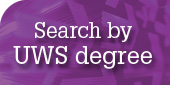 Search by UWS degrees