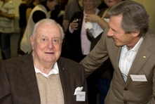 The Hon. Gough Whitlam and Luca Belgiorno-Nettis